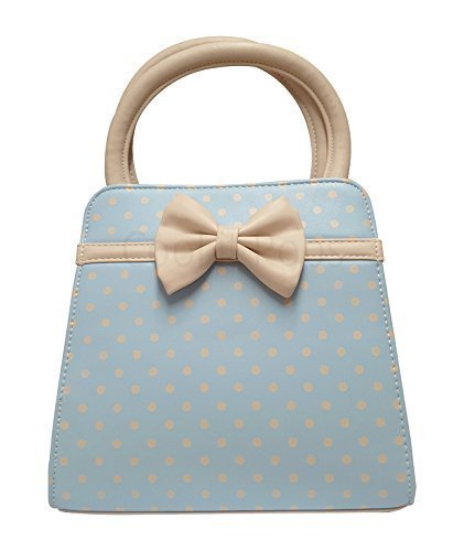Carla Handbag Light Blue