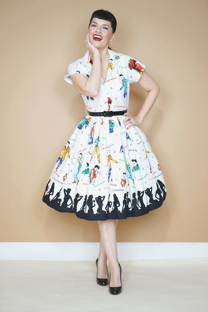 Bernie Dexter Rockabilly Idol Dress