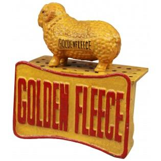 Golden Fleece Money Box with Ram