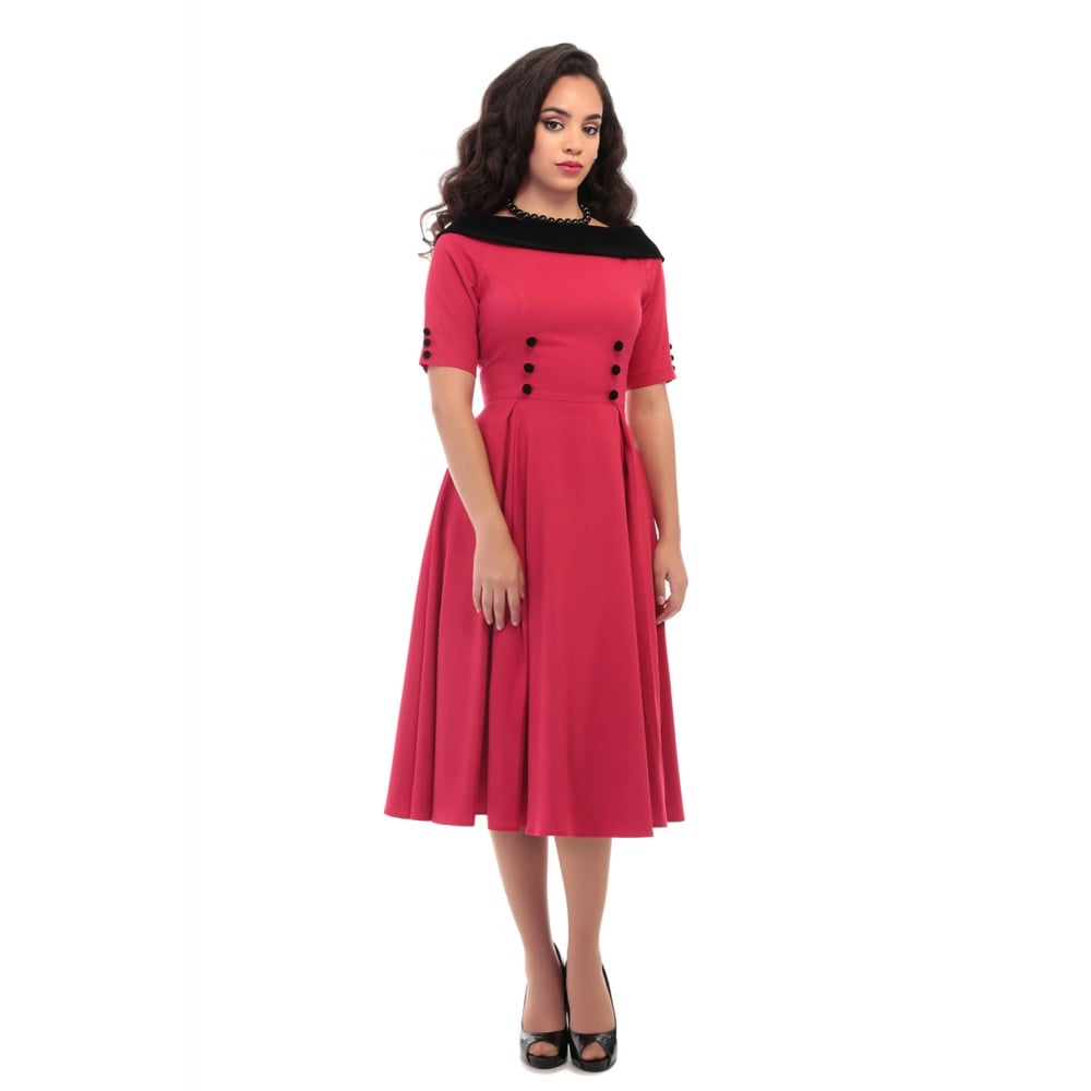 Carrera Dress By Collectif