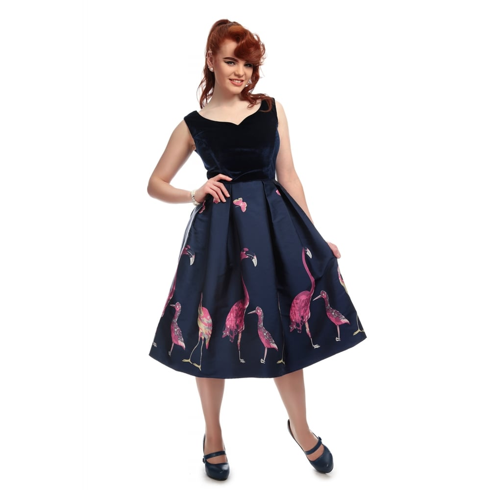 Princess Liz Flamingo By Collectif