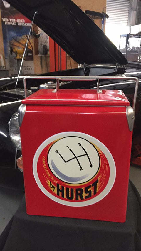 Hurst Retro Cooler