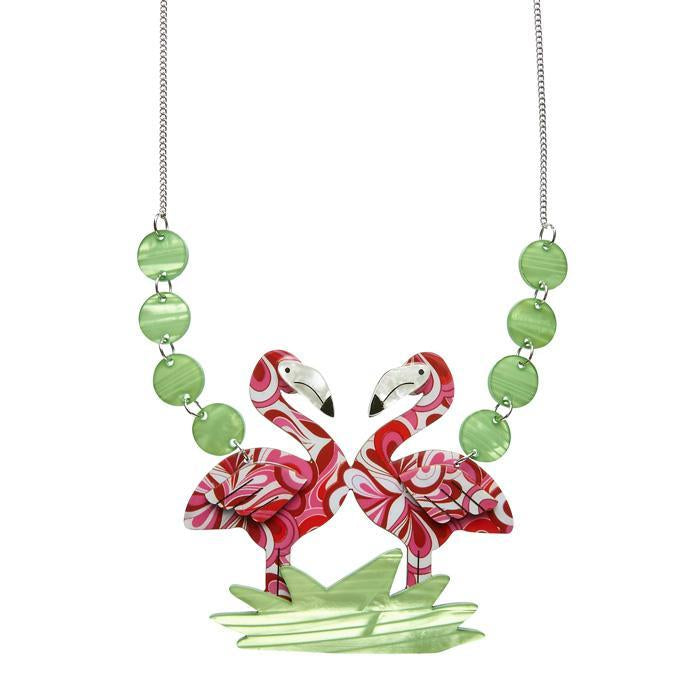 Flamboyant Flamingo Necklace