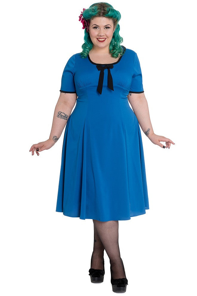 Hell Bunny Alveria Dress Plus Size