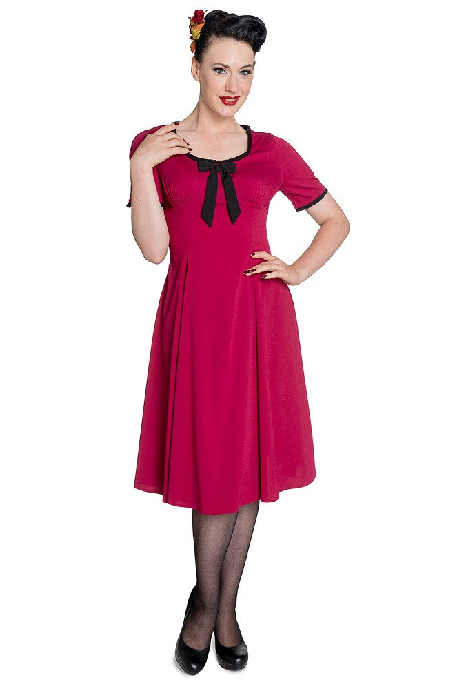 Hell Bunny Alveria Dress