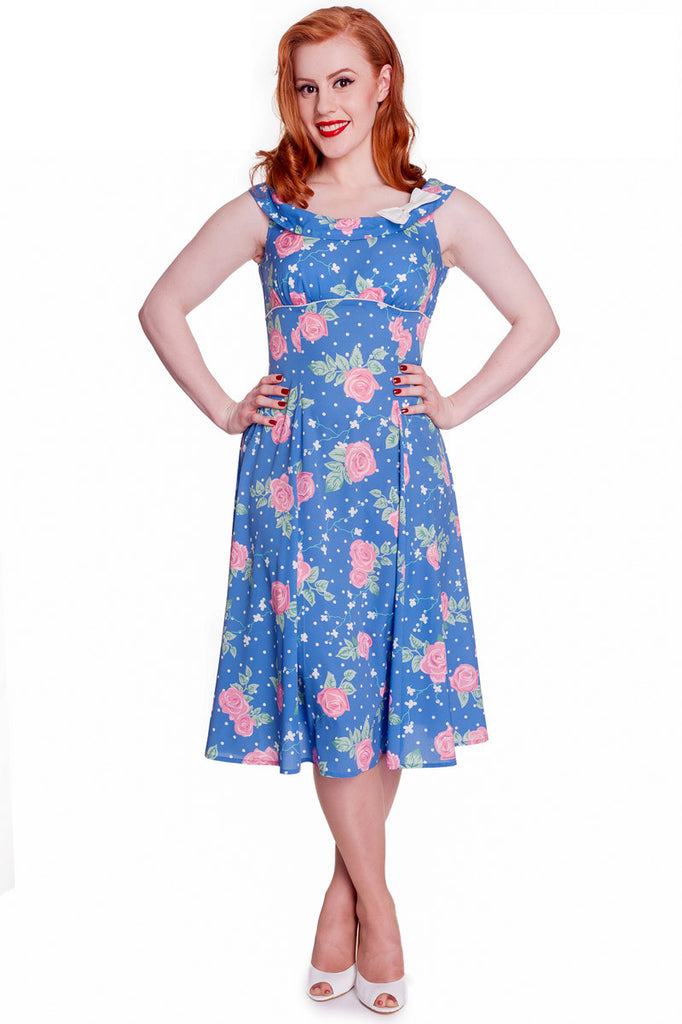 Hell Bunny Darlene Dress
