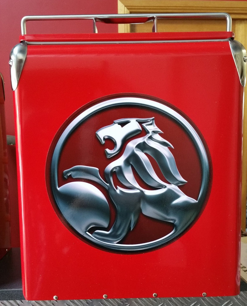 Retro Ice Cooler Holden