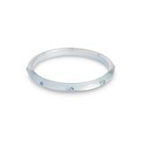 Narrowchampange Moonglow Bangle