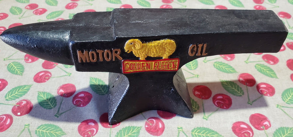 Golden Fleece Anvil Cast Iron