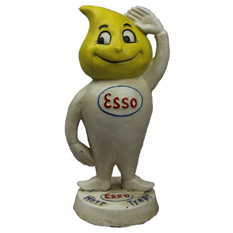 ESSO Boy Bank Yellow Head Height 25 cm