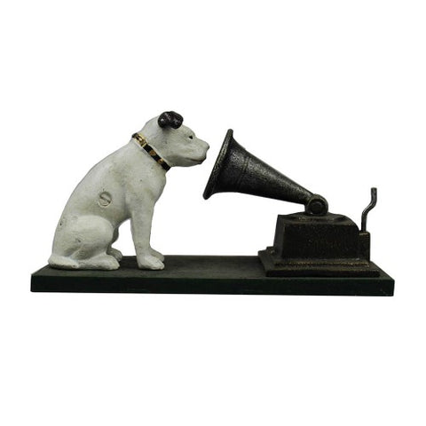 Nipper Dog w Gramaphone