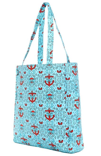 anchors carry all tote