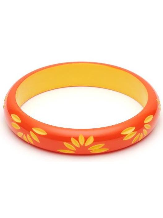 Midi Sunset Carve Duchess Bangle