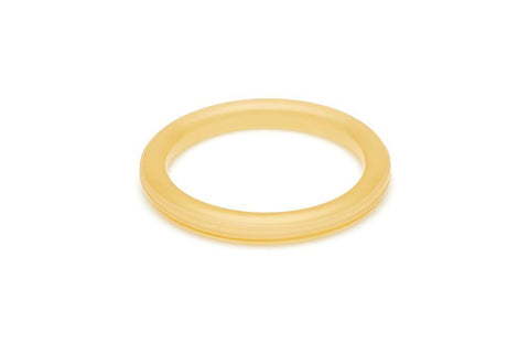 Narrow Sherbet Fakelite Bangle Duchess