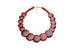 Mulberry Disc Fakelite Beads