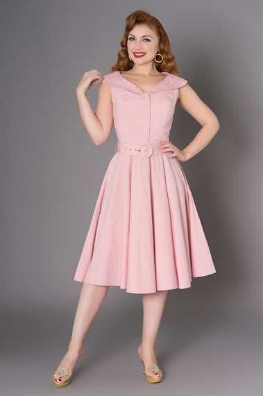 Freda Swing Baby Pink sleevless