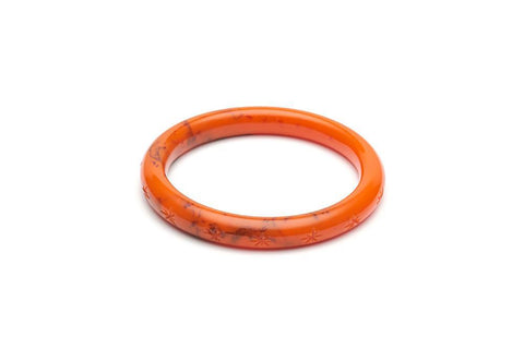 Narrow Fox Bangle fakelite Regular