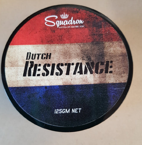 Squadron Dutch Resistance Shave Soap