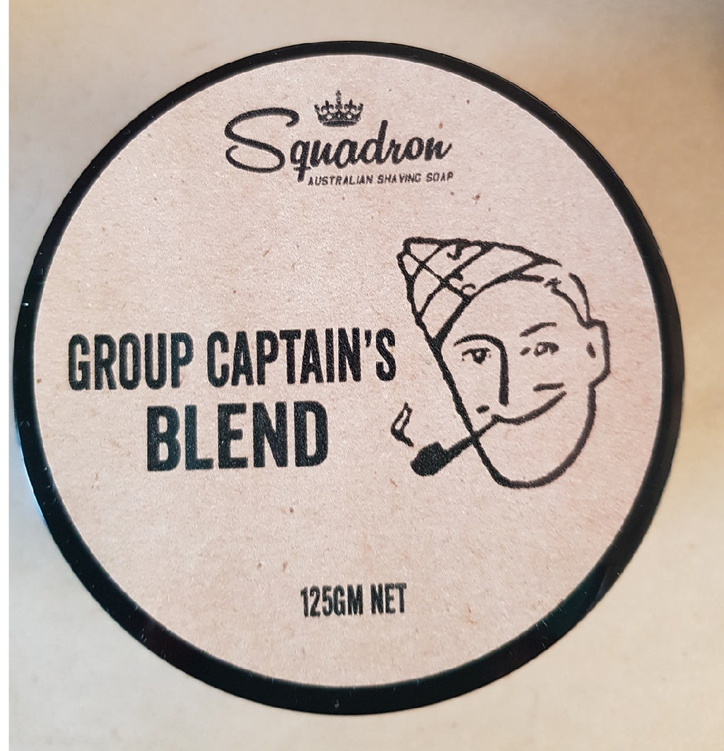 Squadron Group Captain's Blend Shave Soap