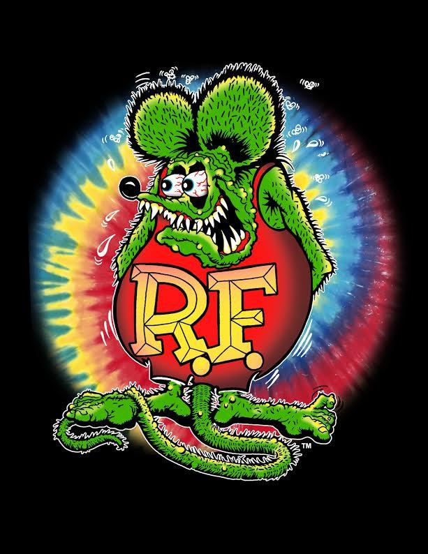 Rat Fink Stripe