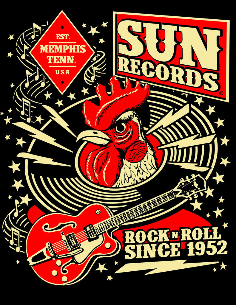 Sun Records Rock N Roll Since 1952