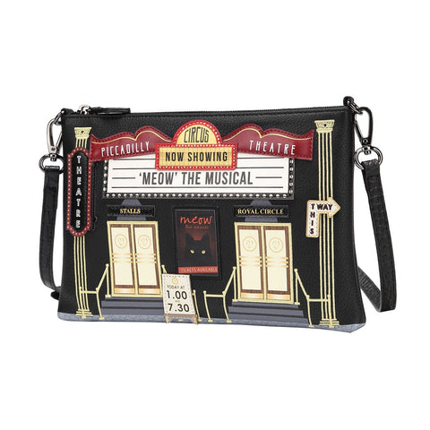 Piccadilly Theatre Pouch/Wash Bag