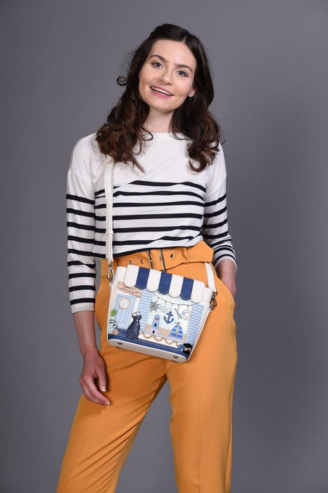 Seaside Souvenirs Crossbody Bag Vendula