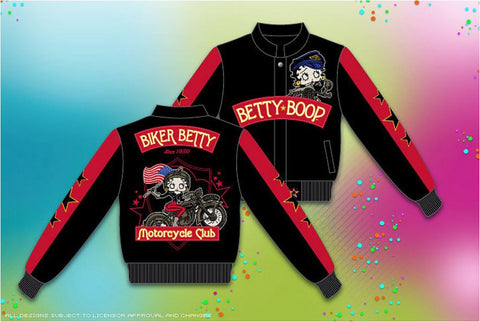 The Betty Boop Wild Sweet Jacket