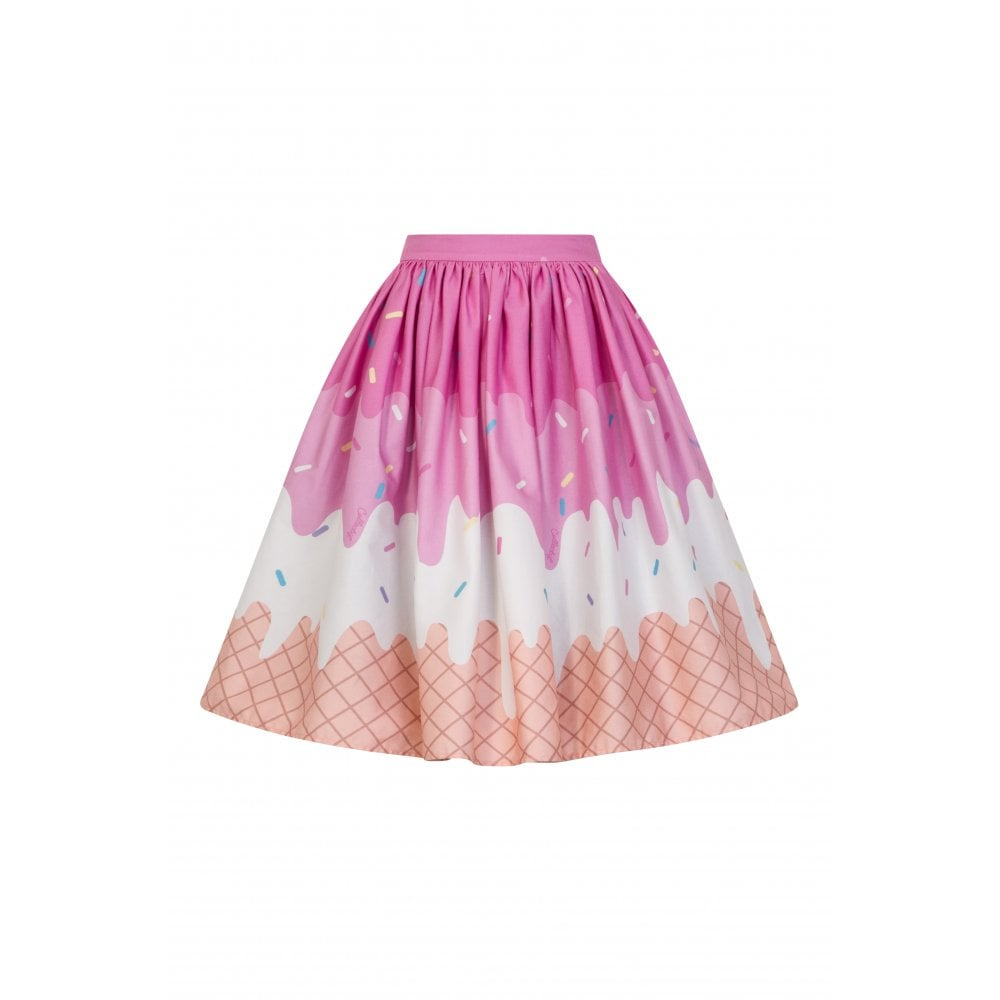 Jasmine Icecream Skirt