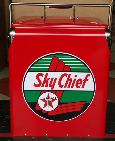 Retro Ice Cooler Sky Chief