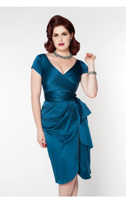 Pinup Eva pencil dress
