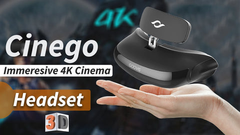 Home Cinema Experience by Goovis Cinego G2