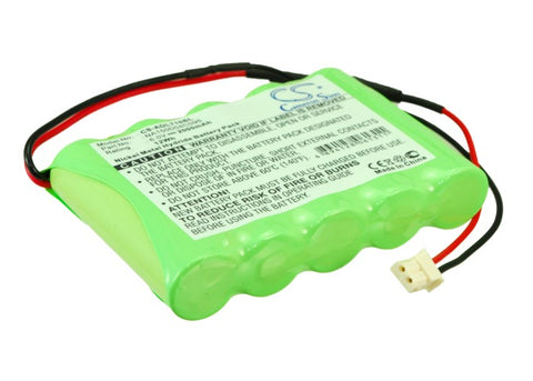 Battery for Snap On/Sun LS2000, UEI ADL7100 NA150D04C095 6V Ni-MH 2000mAh / 12.0