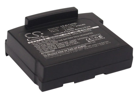 Battery for Amplicom TV2400, TV2410, TV2500, TV2510 93ITV24BAT 3.7V Li-Polymer 2