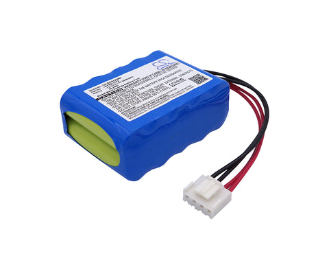 Battery for EDANINS ECG-1A 12V Ni-MH 2000mAh / 24.00Wh