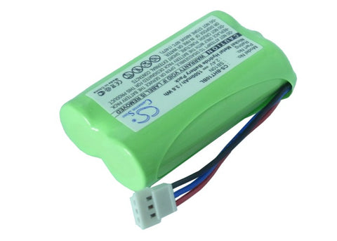 Battery for Denso DS26H2-D, GT10B SB10N 2.4V Ni-MH 1500mAh