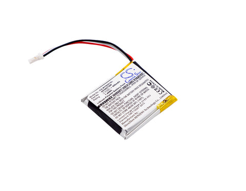Battery for Bushnell 368224, Neo Ghost, Neo Ghost 2015 AE542730P 3.7V Li-Polymer