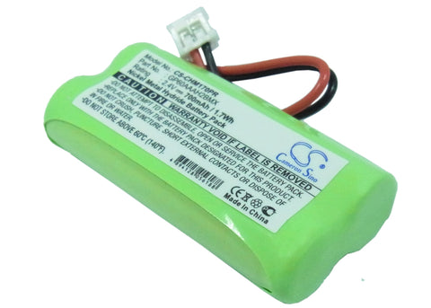 Battery for CrystalCall HME5170A, HME5170A-LTK GP60AAAH2BMX, PAG0002, PAG0295 2.