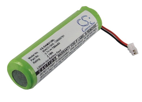 Battery for Datalogic BT-7 QuickScan Mobile Datalogi, M2130, QM2130, QuickScan M