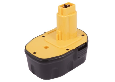 Battery for Dewalt DC528 Flashlight, DC551KA, DC612KA, DC613KA, DC614KA, DC615KA