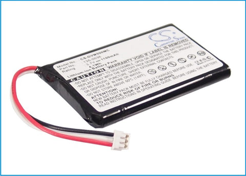 Battery for Digital Ally DV-500ULTRA, DVB-500, DVM-500 Plus, DVM-500PL, DVM-750