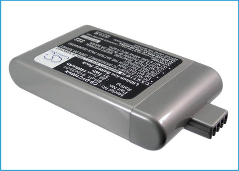 Battery for Dyson D12 Cordless Vacuum, DC16, DC-16, DC16 Animal, DC16 Boat, DC16