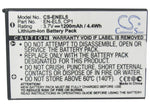 Battery for Nikon Coolpix 3700, Coolpix 4200, Coolpix 5200, Coolpix 5900, Coolpi