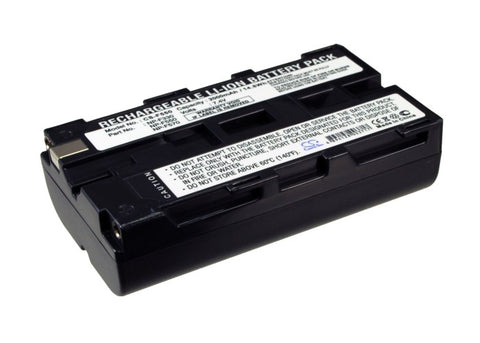 Battery for BLAUPUNKT ERC884 7.4V Li-ion 2000mAh / 14.80Wh