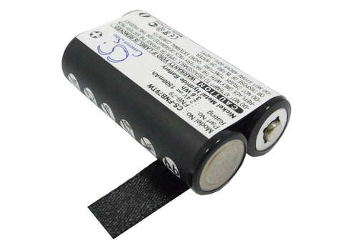 Battery for YAESU VR-120 FNB-79 2.4V Ni-MH 1500mAh