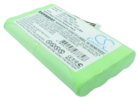 Battery for Vertex FT-817, FT-817ND FNB-72, FNB-72x, FNB-72xe, FNB-72xh, FNB-72x