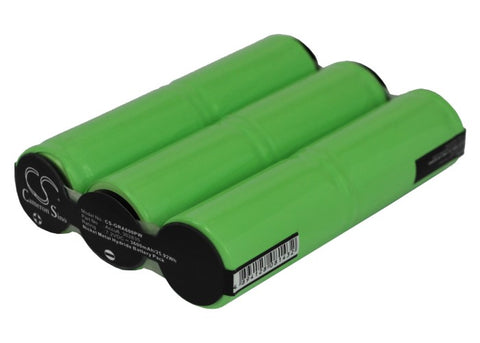 Battery for Wolf Grasschere 7.2V Ni-MH 3600mAh / 25.92Wh