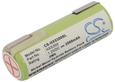 Battery for Braun 1008, 1012, 1013, 1013s, 1507s, 1508, 1509, 1512, 2035, 2040,