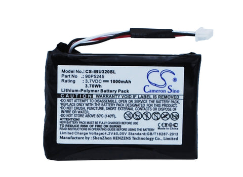 Battery for IBM ServeRAID 7K SCSI U320 RAID Co 71P8642, 90P5245 3.7V Li-Polymer