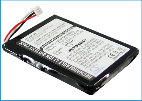 Battery for Apple iPOD Photo, iPOD U2 20GB Color Display MA1, Photo 30GB M9829,